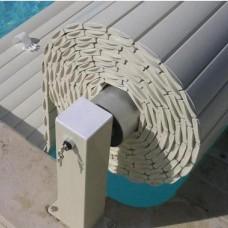 Укрытие для бассейна ролета для бассейна EcoProtect 10х4м
