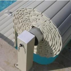 Ролетное накрытие для бассейна EcoProtect 10х4м