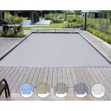 Укрытие для бассейна ролета для бассейна надводная Protect 8х4м