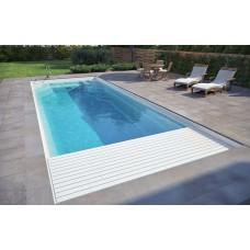 Укрытие для бассейна ролета для бассейна подводная Protect 12х5м