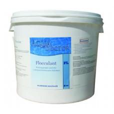 Химия для бассейнов флокулянт AquaDOCTOR FL 5 кг