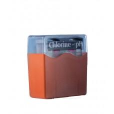 Химия для бассейнов  DPD тестер CHLORINE/PH