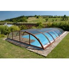 Укрытие для бассейна павильон для бассейна 3,6*6 DALLAS - A