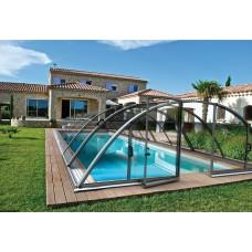 Укрытие для бассейна павильон для бассейна 10*5 KLASIK-C EXCELLENCE