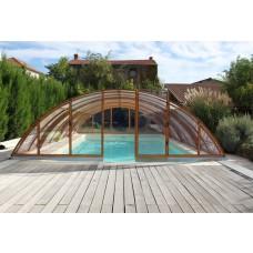 Укрытие для бассейна павильон для бассейна 8*4 KLASIK-B EXCELLENCE