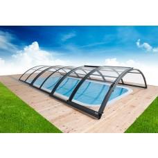 Укрытие для бассейна павильон для бассейна 6*3 KLASIK-A EXCELLENCE