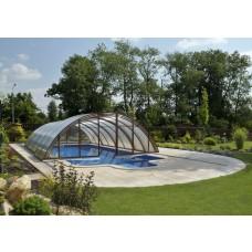 Укрытие для бассейна павильон для бассейна 6*3 KLASIK-A