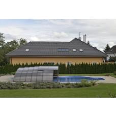 Укрытие для бассейна павильон для бассейна 8*4 KLASIK-B