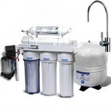 Фильтры для очистки воды система обратного осмоса Leaderfilter Modern RO-5 P МТ18