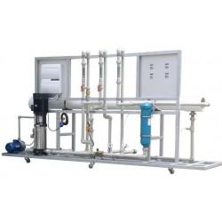 Система обратного осмоса Aqualine ROHD 80402 2,0м3/час