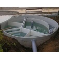 Автономная канализация для дома (э.п.ж 26-40 чел.) ECD-35
