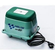 Оборудование для бассейнов Мембранный компрессор Hiblow HP-80