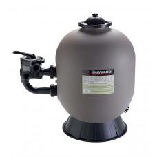 Оборудование для бассейнов фильтр для бассейна PRO с боковым клапаном, 895 мм, 30 м3/час