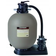 Оборудование для бассейна фильтрационная станция Hayward 600мм с насосом 0.75кВт