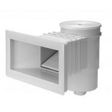 Оборудование для бассейнов скиммер Wide Square под бетон