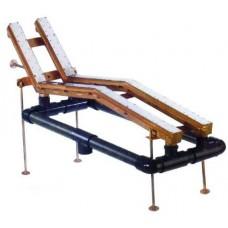 Оборудование для бассейнов аэромассадный лежак Fitstar
