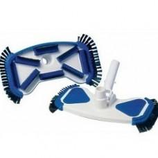 Оборудование для бассейнов вакуумный уловитель DELUX