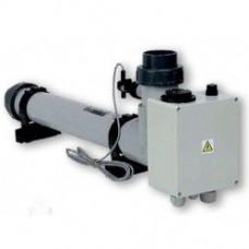 Оборудование для бассейнов электронагреватель EOVp-3, 3 кВт
