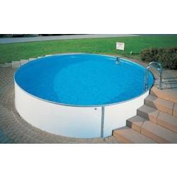 Каркасный бассейн круглый 6х1,2 м