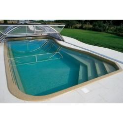 Композитный бассейн Ялта 7,6х3,4х1,7м