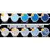 Бассейны композитный бассейн Торренс 10х4,3х1,5м