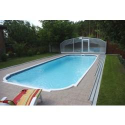 Композитный бассейн Торренс 10х4,3х1,5м