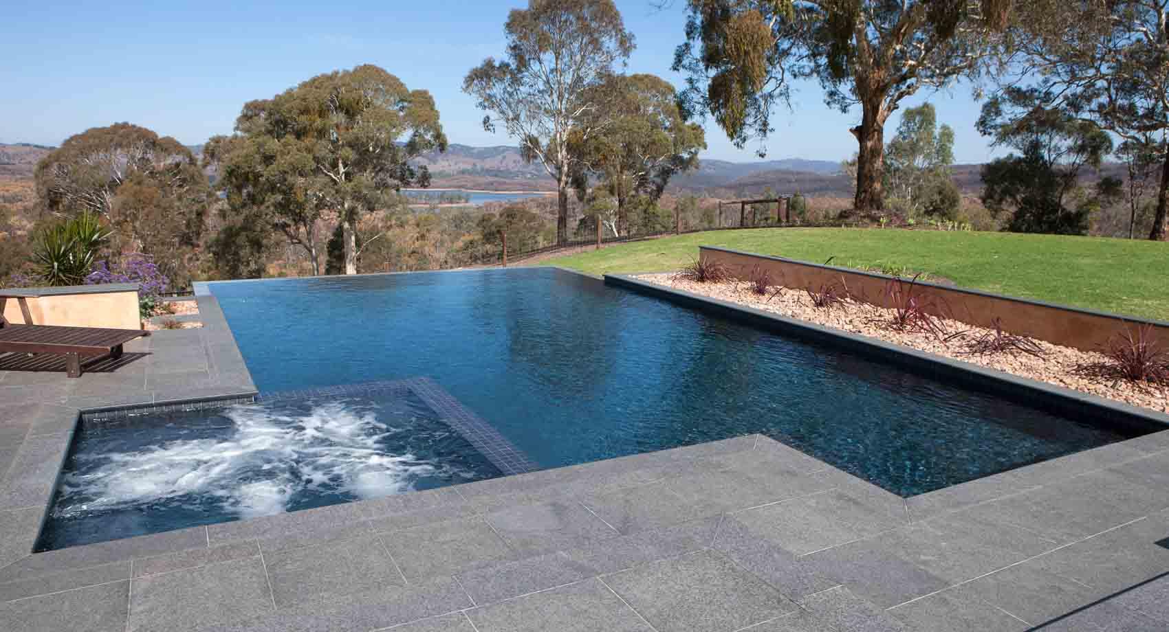 Cтроительство бетонных бассейнов на заказ